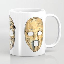 Fibreglass Masks 2 Coffee Mug