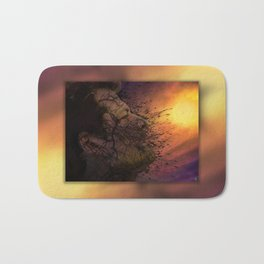 Leviathan Sunset Bath Mat