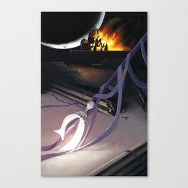 Heavy Metal Sailor Moon Act 2 Cover Canvas Print