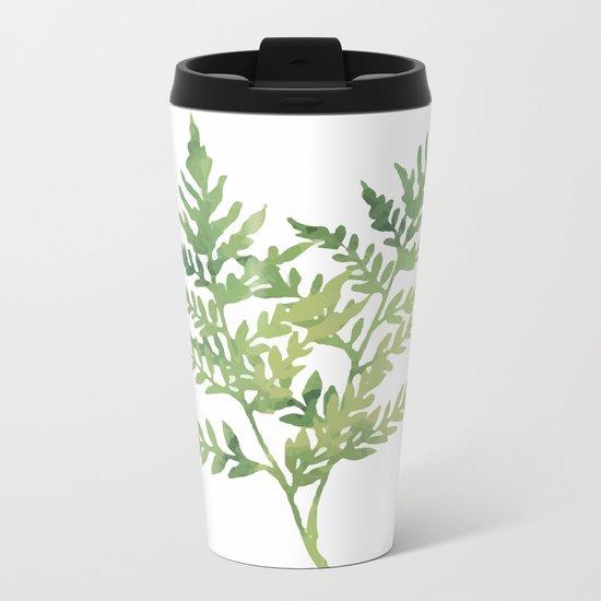 Plant 3 Metal Travel Mug