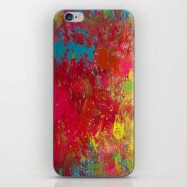 Tie-Dye Veins iPhone Skin