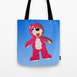 Breaking Bad Teddy Bear Tote Bag