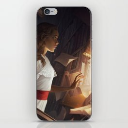 The Reader iPhone Skin