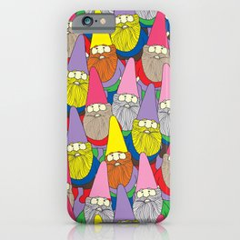Mister Gnome iPhone Case
