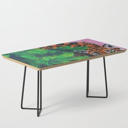 Jungle cat Coffee Table