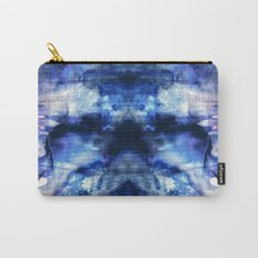 Blue Lagoon Tie-Dye Carry-All Pouch