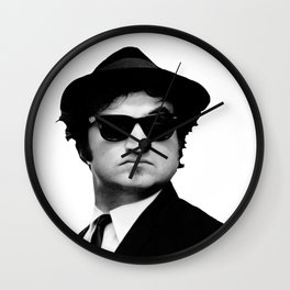Blues Brother Wall Clock