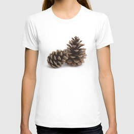 Two pinecones T-shirt