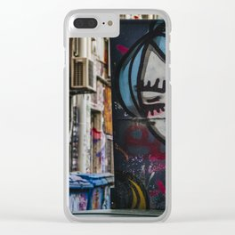 _MG_0060 Clear iPhone Case