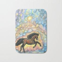 Comet Horse Bath Mat