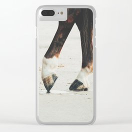 Tango Clear iPhone Case