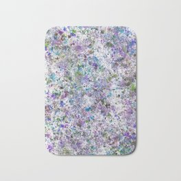 Abstract Artwork Colourful #6 Bath Mat