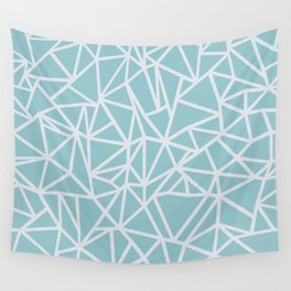 Ab Outline Salt Water Wall Tapestry