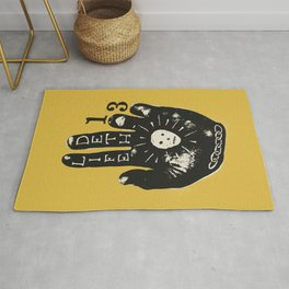 Nothing but choices Rug