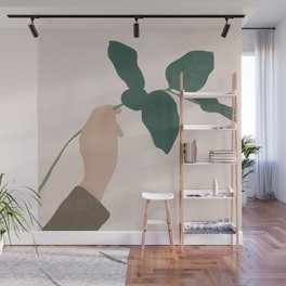 Holding the Branch Wall Mural