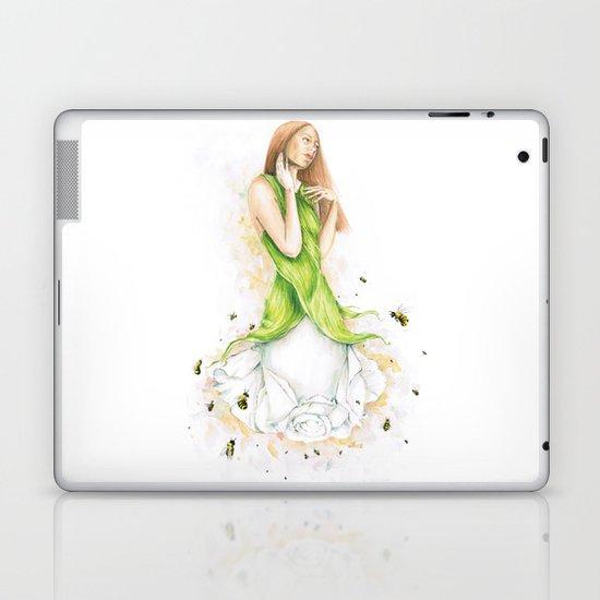 Petite fleur / Little Flower Laptop & iPad Skin