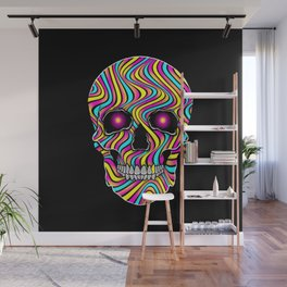 Skull Candy Wall Mural
