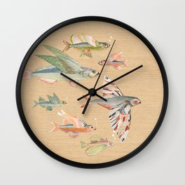 Sea dream Wall Clock