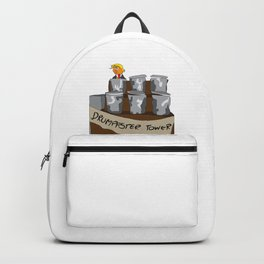 Drumpfster Tower Backpack