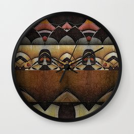 at the anatomical theatre Wall Clock