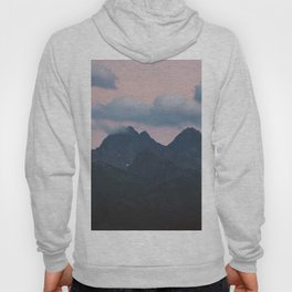 Evening vibes - Landscape and Nature Photography Hoody