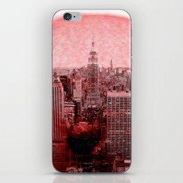 New New York Quarantine iPhone Skin