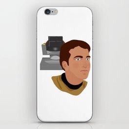 The Elder Kirk iPhone Skin