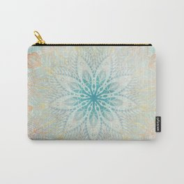 Island Mandala Carry-All Pouch