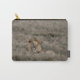 The Lion Is King Carry-All Pouch