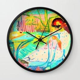 Garden NR II - Digital Remastered Edition Wall Clock