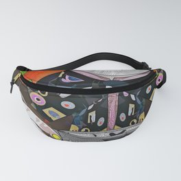 It's Always Tea Time! Fanny Pack