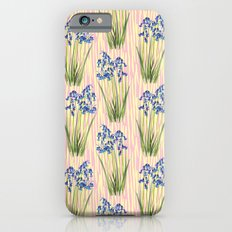 Bluebell Meadow iPhone 6s Slim Case