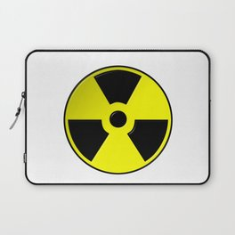 Nuclear Symbol Laptop Sleeve