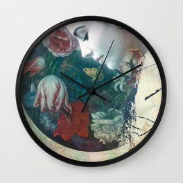 Frigiliana, an ode to Spain Wall Clock