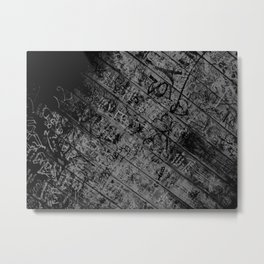 Working with Angles #3 Metal Print