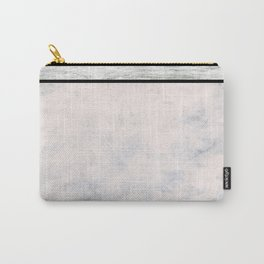 Black Strip Carry-All Pouch