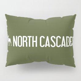 Moose: North Cascades, Washington Pillow Sham