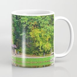Oak Openings in the Autumn Coffee Mug