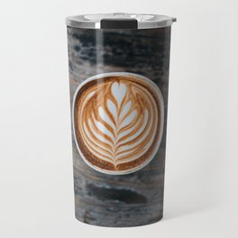 Coffe Art Travel Mug