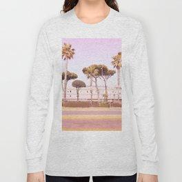 Urban Summer and Palms Long Sleeve T-shirt