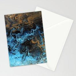 Mixing nebulae Stationery Cards