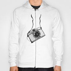 White Moodie Lomo Hoody