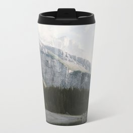 Airy Mountain Lake - Landscape Photography Travel Mug