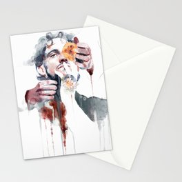 La Vedova Bianca Stationery Cards