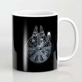 Millennium Falcon Coffee Mug