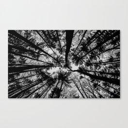 3mm Tree's Canvas Print