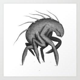 Hexapod Art Print
