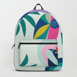 Rainbow Geese Backpack