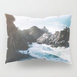 ocean falaise Pillow Sham