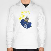 kirby Hoodies featuring Dr. Kirby by Macaluso